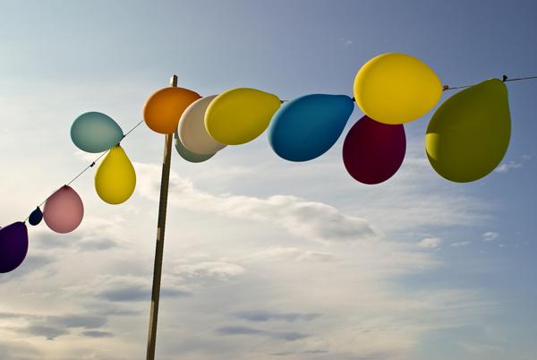 Foto ballonnen